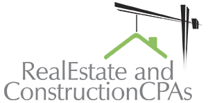 logo Real Estate Construction CPAs
